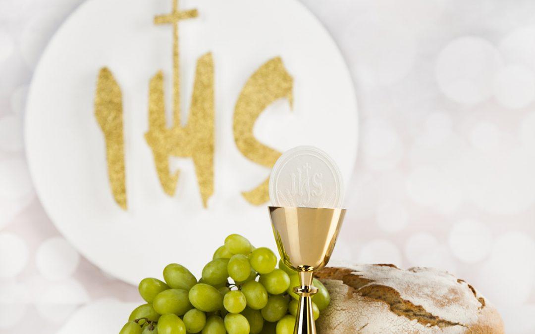 Msza Święta z poświęceniem różańcy dla dzieci pierwszokomunijnych – nowy harmonogram