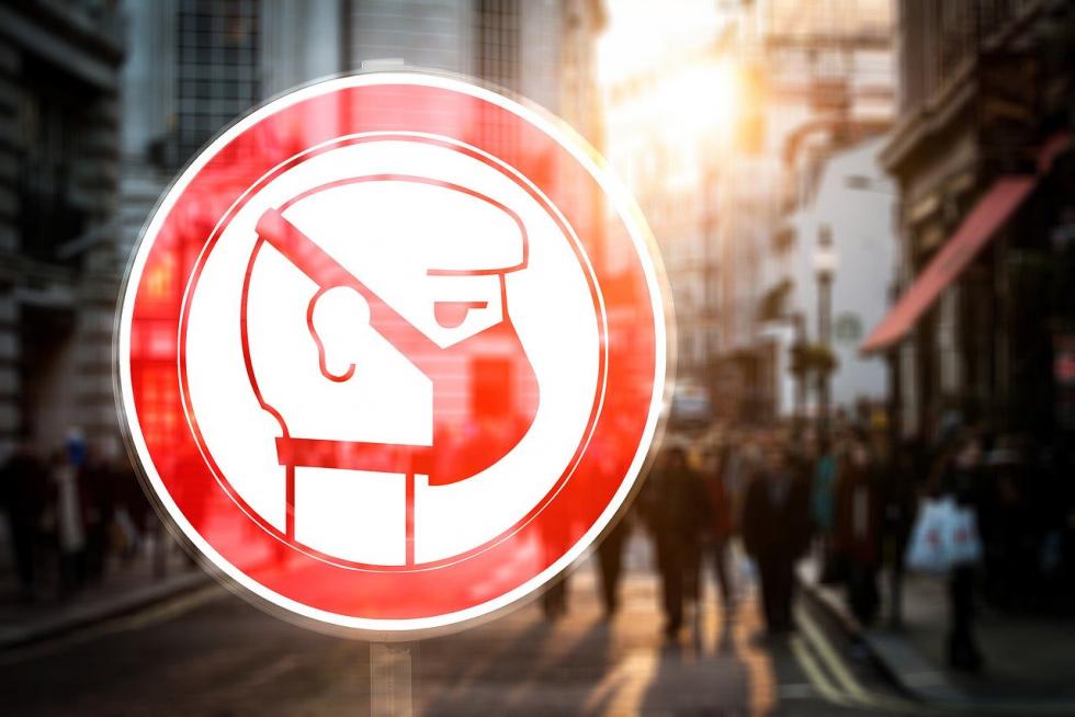 Przypomnienie zasad wobec nowych obostrzeń dotyczących pandemii.