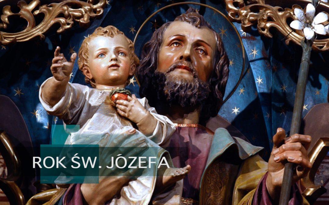 Rok Świętego Józefa 08.12.2020-08.12.2021