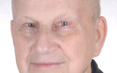 Śp. ks. prał. Jan Marian Gołębiewski