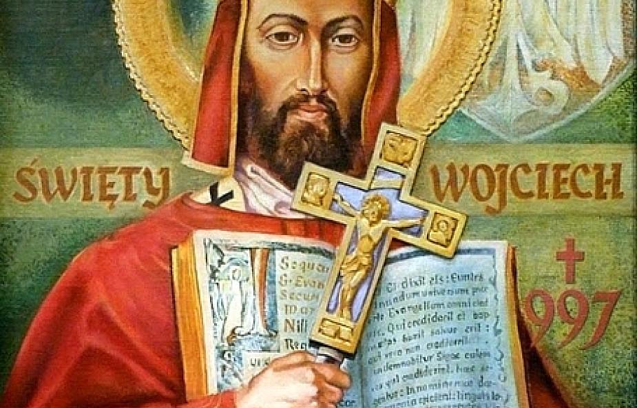 Uroczystość Św. Wojciecha, biskupa i męczennika – patrona Polski 23.04