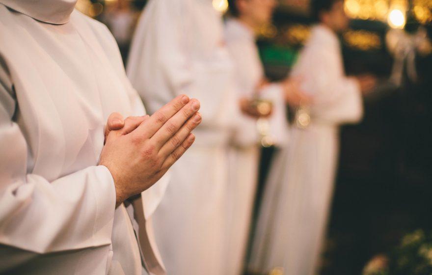 Spotkanie dla mężczyzn ze służby liturgicznej